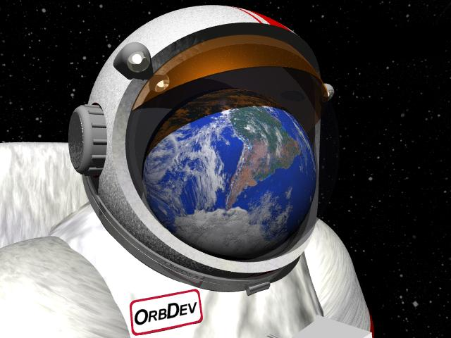 Go to the Orbital Development Home Page.  OrbDev Logo, All Rights Reserved.